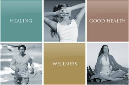 Healing, wellness, good health chirocure