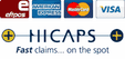 Hicaps_payment_accepted_at_ChiroCure_Clinic_StKilda